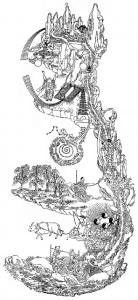 innere landkarte