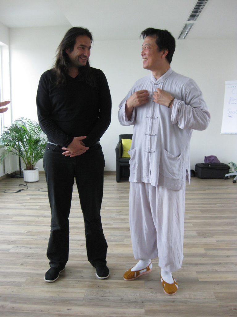 Mit Zhang Xiao Ping